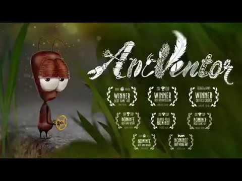 AntVentor - Gameplay Trailer