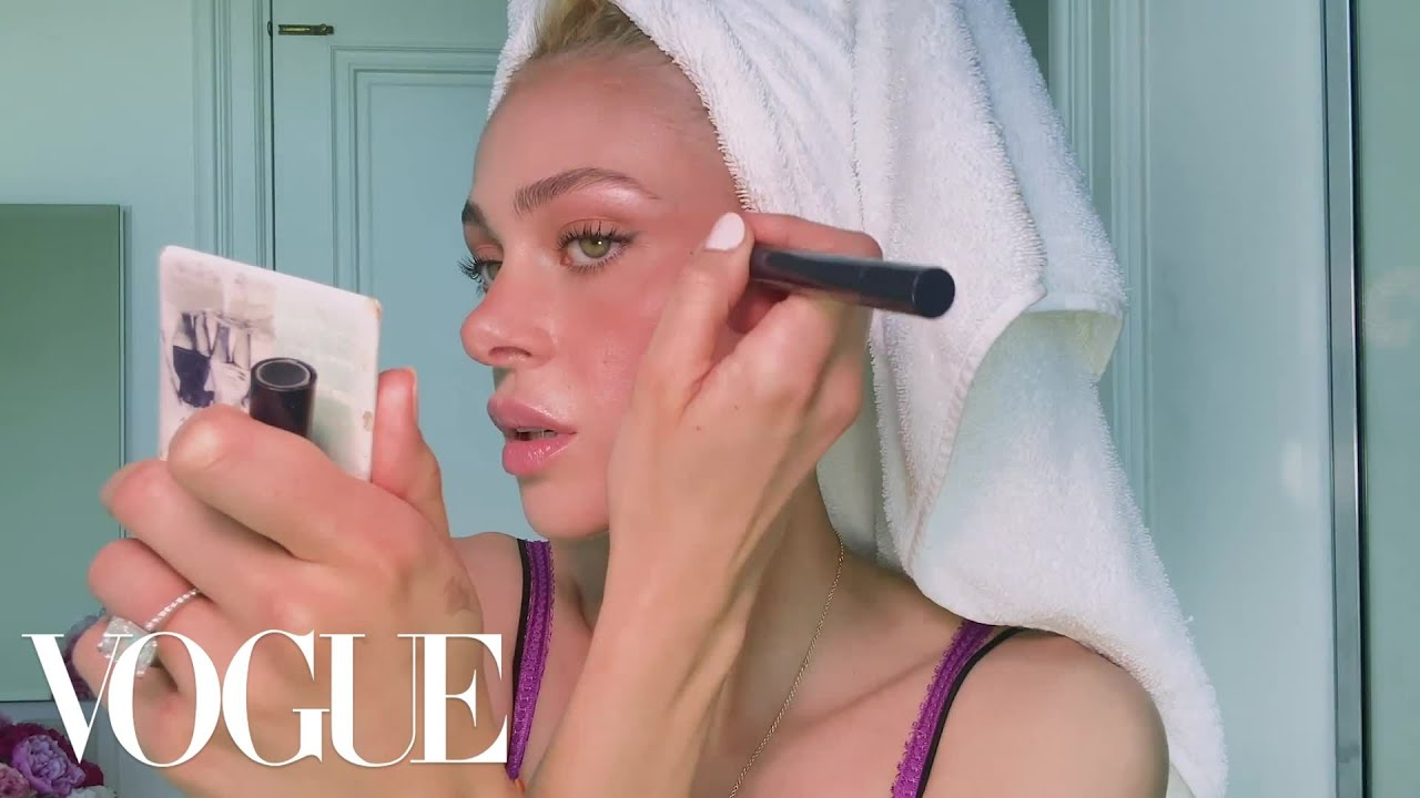 Nicola Peltz's Guide to Easy Glamour and the Perfect Cat-Eye | Beauty Secrets