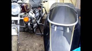 1970年代のホンダのGLウィング、カスタム、CXユーロ 5台のバイクを...