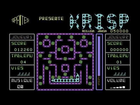 C64 Shortplay: Krisp