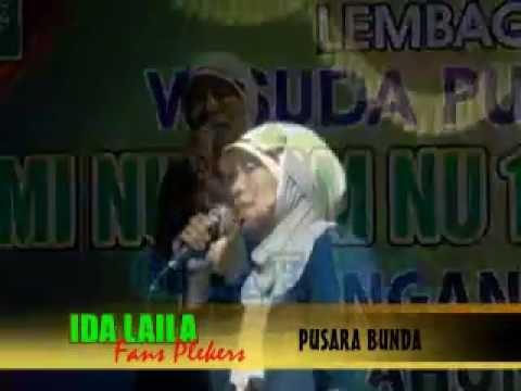 IDA LAILA Fans Plekers 1 Pusara Bunda Mp4