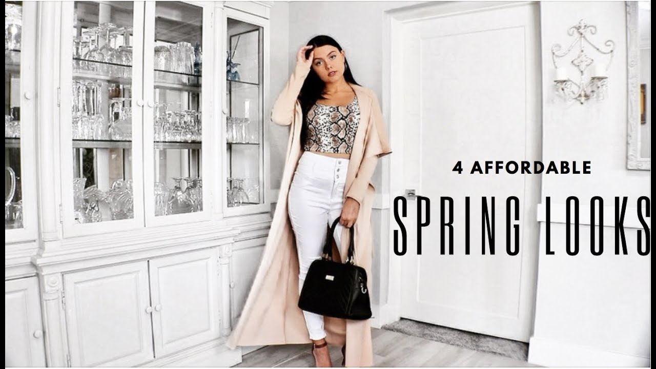 How To Style Outfits | Spring Edition 5