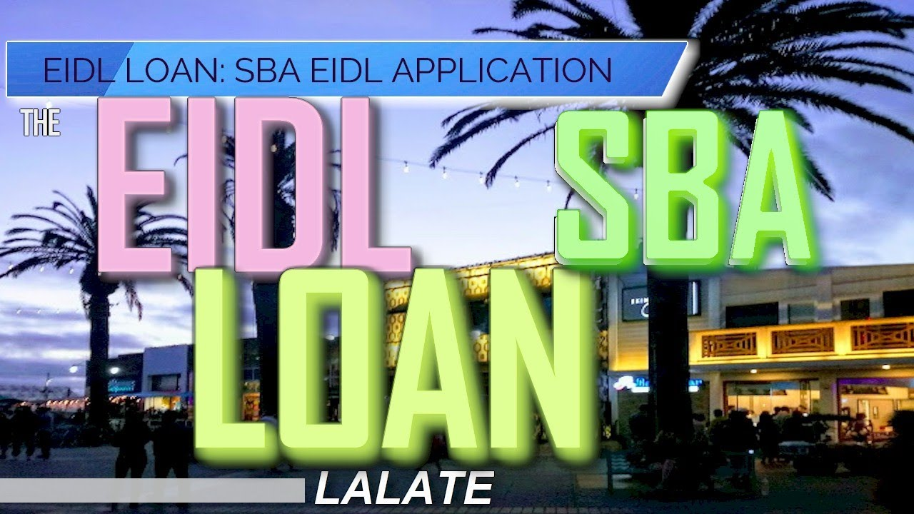 Download EIDL Loan Exclusive Bombshell: SBA Loan Officer Sent EIDL Grant AFTER EIDL Loan Application Approval