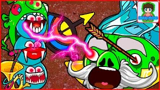 Игра Angry Birds Epic от Фаника злые птички эпик 8