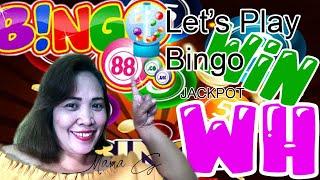 Bingo Social at manalo ng Ten Wh may JACKPOT NA THREE HUNRED WH sali na mga kapuntos baka ikaw na...