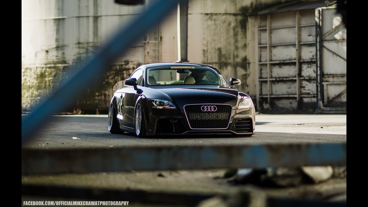 Mikecrawatphotography Christophe S Audi Tt Air Ride
