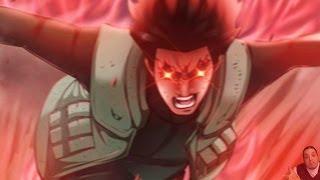 Naruto 668 Manga Chapter ナルト Review -- R.I.P Gai 8 Gates Night Elephant Vs Madara Sage of Six Paths