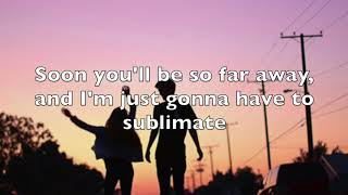 PDA - Scott Helman (lyrics)