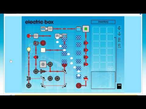 electric box 3 3
