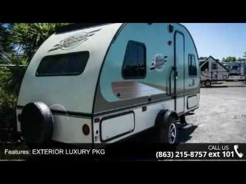 2017 FOREST RIVER R POD   Camping World Of Winter Garden.