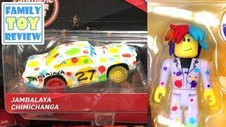 Disney Cars 3 Toys Hunt - We FOUND ROBLOX CHIMICHANGA JAMBALAYA & NEW HOT WHeels MONSTER JAM TRUCKS