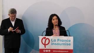 CONFÉRENCE DE PRESSE DE JL. MÉLENCHON ET M. AUBRY - #ConfPresseFi