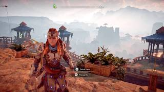HORIZON ZERO DAWN COMPLETE EDITION PS4 part 44
