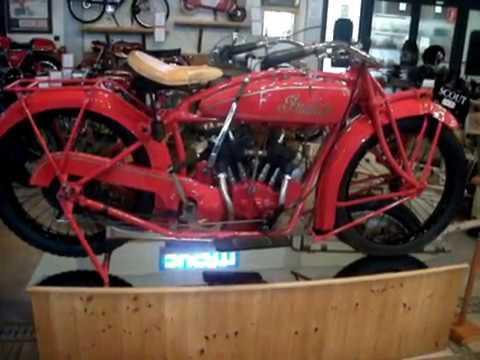 Motorcycle Museum - Spain