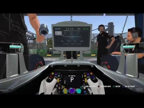 F1 2016 Demo (Greek Live)