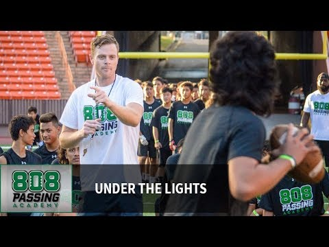 808 Passing Academy: 2017 Under the Lights Camp