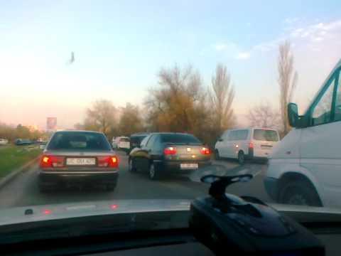 Авария около Кишинёва