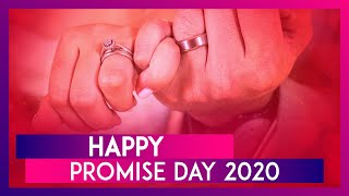Happy Promise Day 2020 Wishes: Images, WhatsApp Messages, Greetings & Quotes to Send to Your Bae