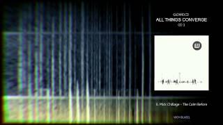 All Things Converge - CD1 - Womblabel GLOW01CD