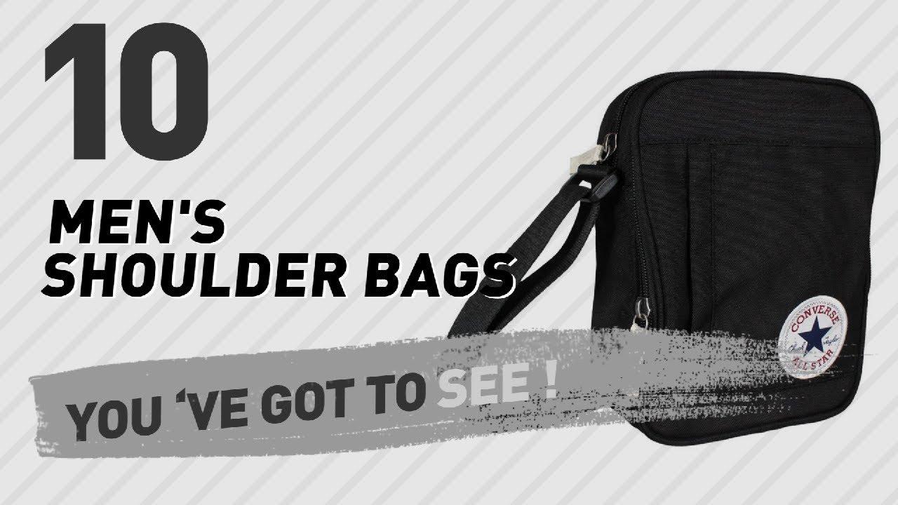 77ce70a2add853 Converse Men s Shoulder Bags    UK New   Popular 2017 - YouTube