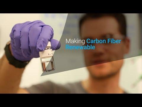 Making Carbon Fiber Renewable