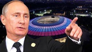 Сейчас в СМИ в Москве Путин предотвратил теракт на ЧМ по футболу 2018