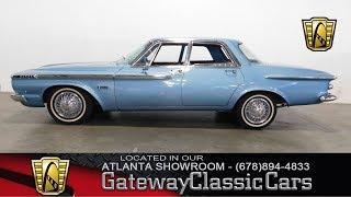 1962 Plymouth Fury - Gateway Classic Cars of Atlanta #522