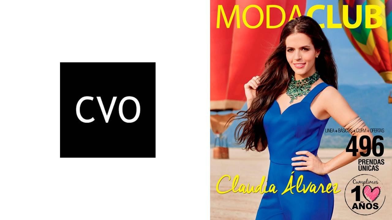 57cea96e04a ModaClub: Catálogo de Ropa Primavera-Verano 2016 - México