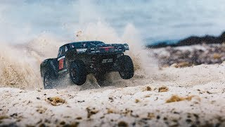 Load Video 2:  ARRMA SENTON 6S BLX 2018 - Can't stop // Won't Stop