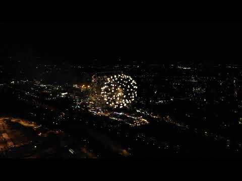 Nachholfeuerwerk Cranger Kirmes 2019
