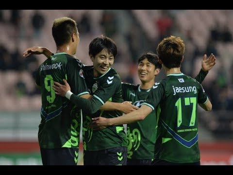 180418 ACL GROUP E MD6 JEONBUK HYUNDAI MOTORS VS KITCHEE SC