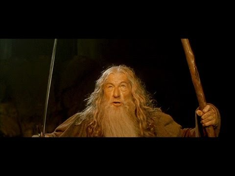 The Lord of the Rings - You Shall Not Pass - (HD) - YouTube