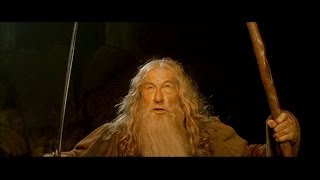 The Lord Of The Rings You Shall Not Pass HD