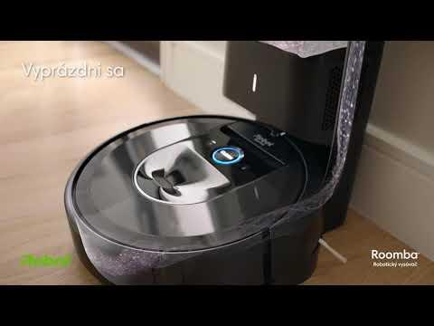 Roomba® i7 Automatická vyprázdňovacia stanica Clean Base™