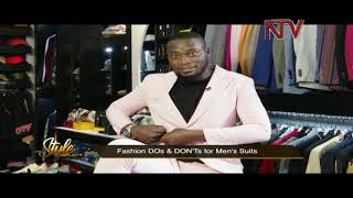 SUIT TRENDS: What are the dos and donts ? | NTV Style Project