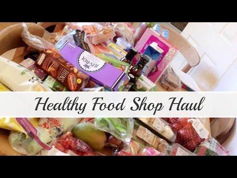 WEEKLY FOOD SHOP HAUL