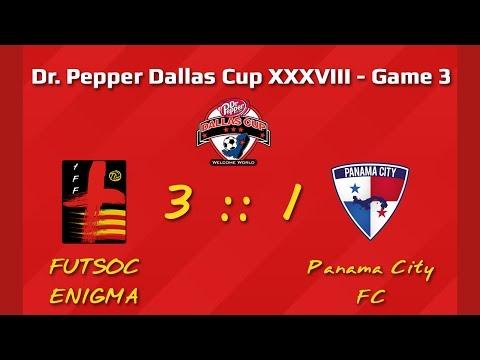 FUTSOC ENIGMA v Panama City FC - Raw Unedited