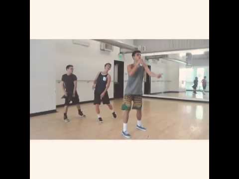 Cold Hearted- Jack and Jack Rehearsal