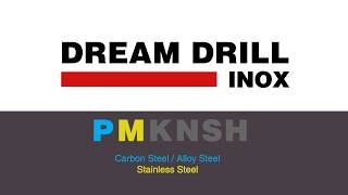 Dream Drill Inox