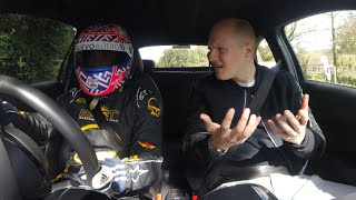 WHAT ITS LIKE TO BE A RACING DRIVER!? - With SeenThroughGlass