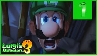 Luigi's Back Luigi's Mansion 3 1