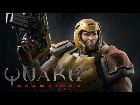 Quake Champions – Ranger Champion Trailer (PEGI)