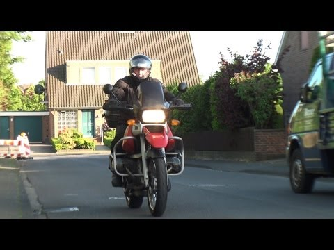BMW R 1100 GS - Momentaufnahme