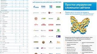 Как выиграть в игру «Где Уолли» и удачно заказать сайт. Сергей Ракутин, Юмисофт (UMI CMS).(Семинар по интернет-маркетингу