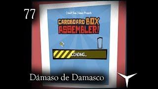 Una pesadilla de cartón (Cardboard Box Assembler!) // Gameplay
