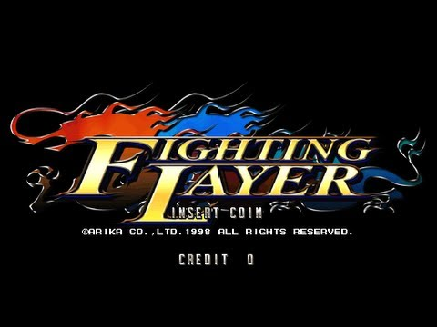 Fighting Layer (Arcade)