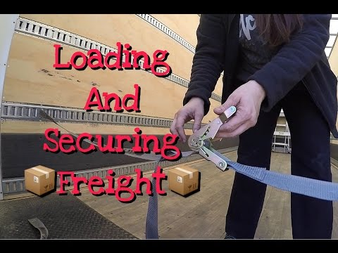 Expediter Team ~ Loading & Securing Freight