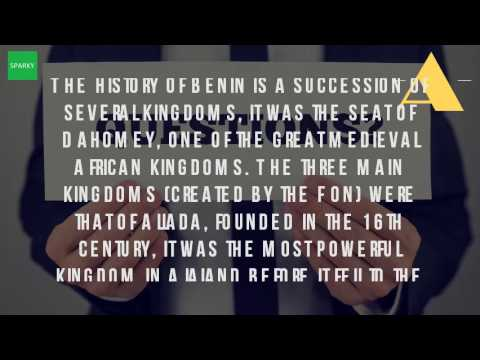 What Is The History Of Benin?