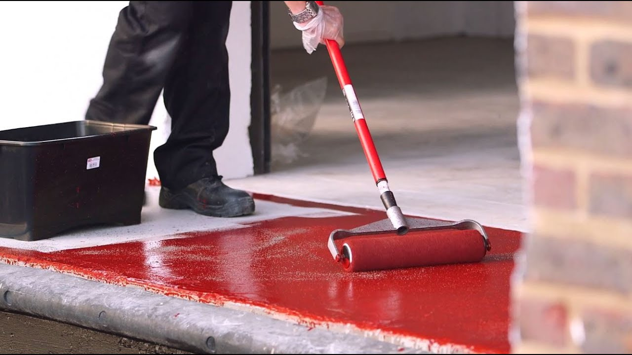 How To Make Ramps Safe With Anti Slip Paint | Watco   YouTube