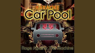 Without A Face (In The Style Of Rage Against The Machine) (Karaoke Version) (Karaoke Version)